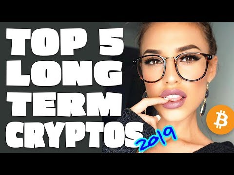 My Top 5 Safest Long Term Cryptocurrency Investments