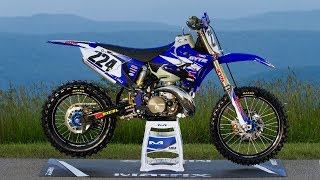 Racer X Films: Garage Build 2011 Yamaha YZ250 GNCC Race Bike