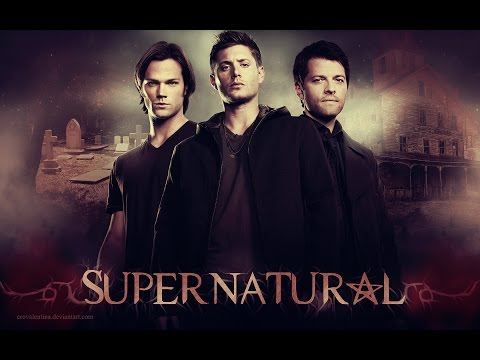 Supernatural Season 1-5 Soundtrack