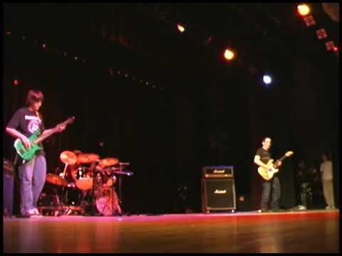 Green Mountain High School - Talent Show - Band - Spiritual Fallout [FEB 5, 2003]