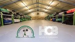Dream UK Garage Makeover - Henry's Car Barn Storage