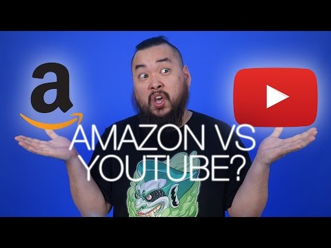 Amazon Takes on YouTube, Unlocked Frame Rates, Final Fantasy Steam