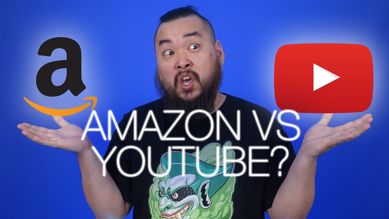 Amazon Takes on YouTube, Unlocked Frame Rates, Final Fantasy Steam ...