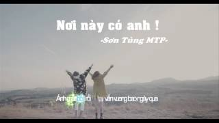 Nơi Này Có Anh, Love Is... | Lyrics Video - The Frist Way thumbnail