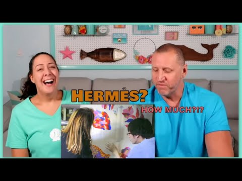 Husband Reacts To Hermes Silk Scarves, PO Unboxings & Chit Chat