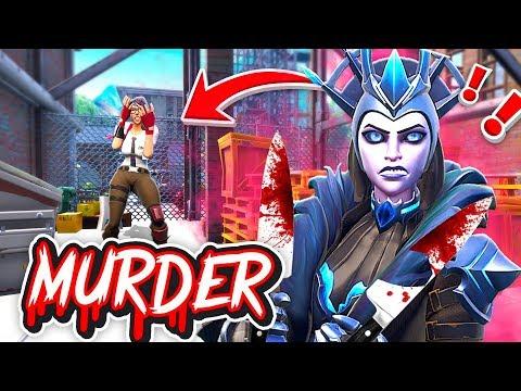 BITTE NICHT TÖTEN!! | FORTNITE Murder Modus