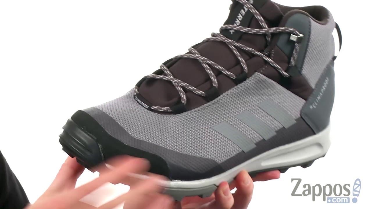97e439c2424f adidas Outdoor Terrex Tivid MID CP SKU  8907056 - YouTube