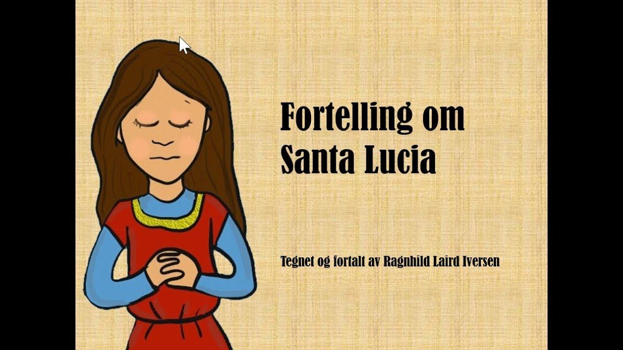Fortelling om Santa Lucia