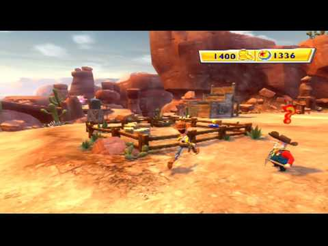 Toy Box Mode Part 2 - Toy Story 3