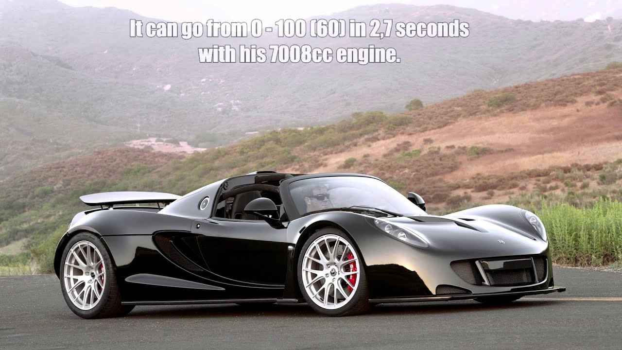 10 Fastest Road Legal Cars - YouTube