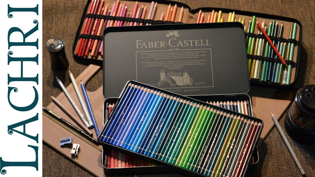 Prismacolor Vs Faber Castell Polychromos Colored Pencils W Lachri