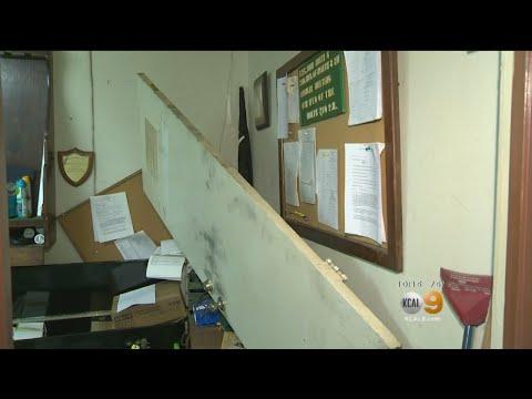 Baldwin Park American Legion Post Burglarized