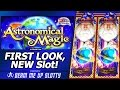 Astronomical Magic Slot with Volcanic Rush Rapid Revolver feature - First Look, Live Play and Bonus