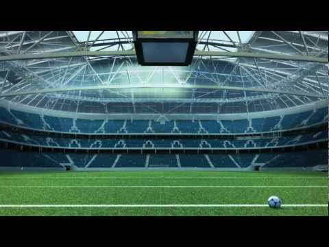 Swedbank Arena i HD