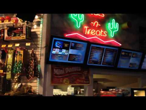 Video Game Arcade Tours - Hinkle Family Fun Center (Albuquerque, New Mexico)