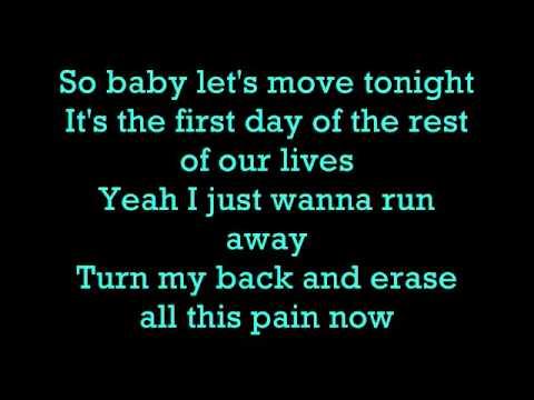 Orianthi Drive away Lyrics