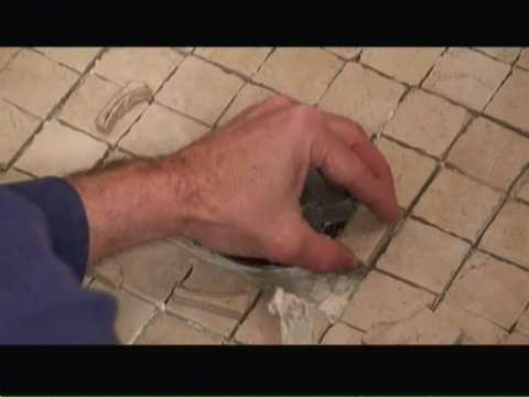Tiling A Shower Floor And Curb Video   YouTube