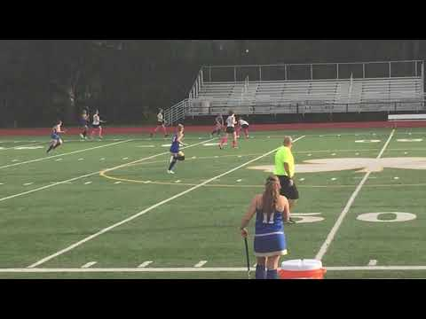 Mikela Fallon 33 Feehan Vs Attleboro Oct 2018 Fh Youtube