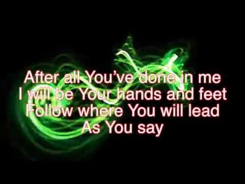 Set My People Free Dara Maclean Lyrics