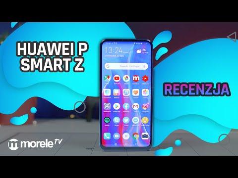 Huawei P Smart Z   Recenzja średniaka Z WYSUWANĄ Kamerką