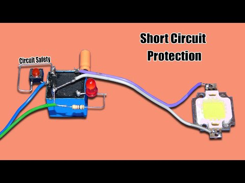 Short Circuit Protection Circuit | Circuit Safety