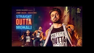 Straight Outta Mohali Jimmy Kaler |whatsapp status song