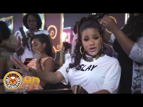 Ishawna - Private Mi Page (Explicit) [Official Music Video HD]