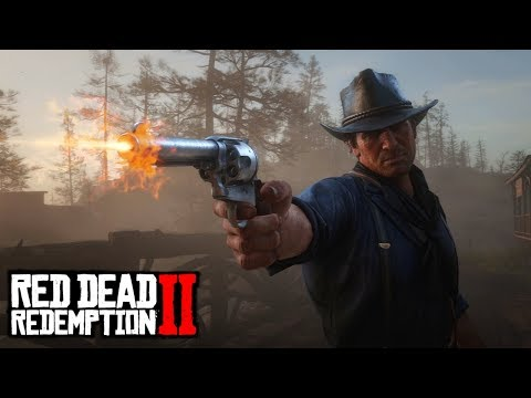 Red Dead Redemption 2 LEAKED GAMEPLAY! +FINAL Trailer Reaction & Breakdown (RDR2)