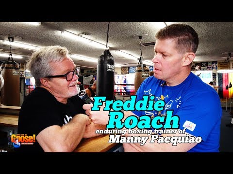 Freddie Roach says 'THURMAN IS NOT A GOOD FIGHTER!' : Pacquiao VS Thurman