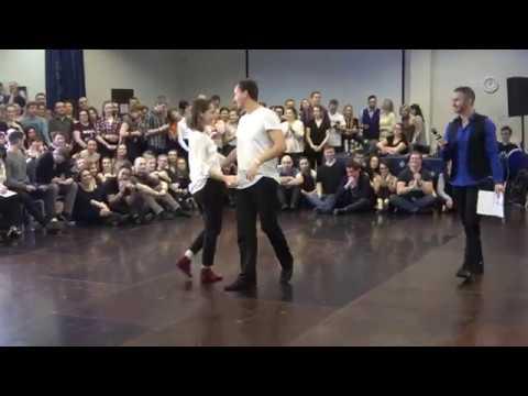 Swing And Snow 2020 Sergey Khakhlev And Anastasiia Babakhan Open Strictly