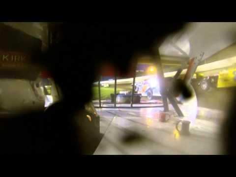 Jon VanMinsel Upper Iowa Speedway B mod feature 5/10/14