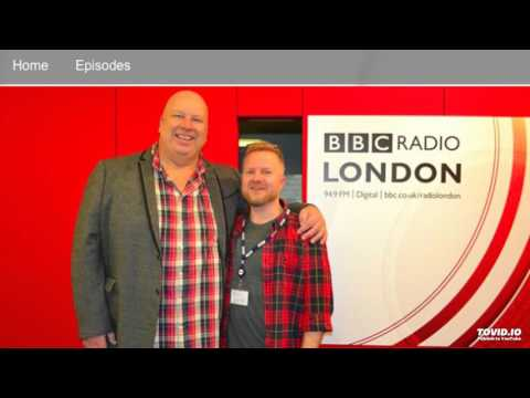 Reviewing the news with Tim Arthur on BBC Radio London January 2016