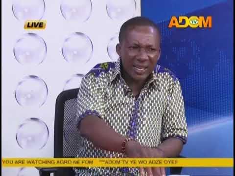 Agoro Ne Fom - Adom TV (27-4-19)