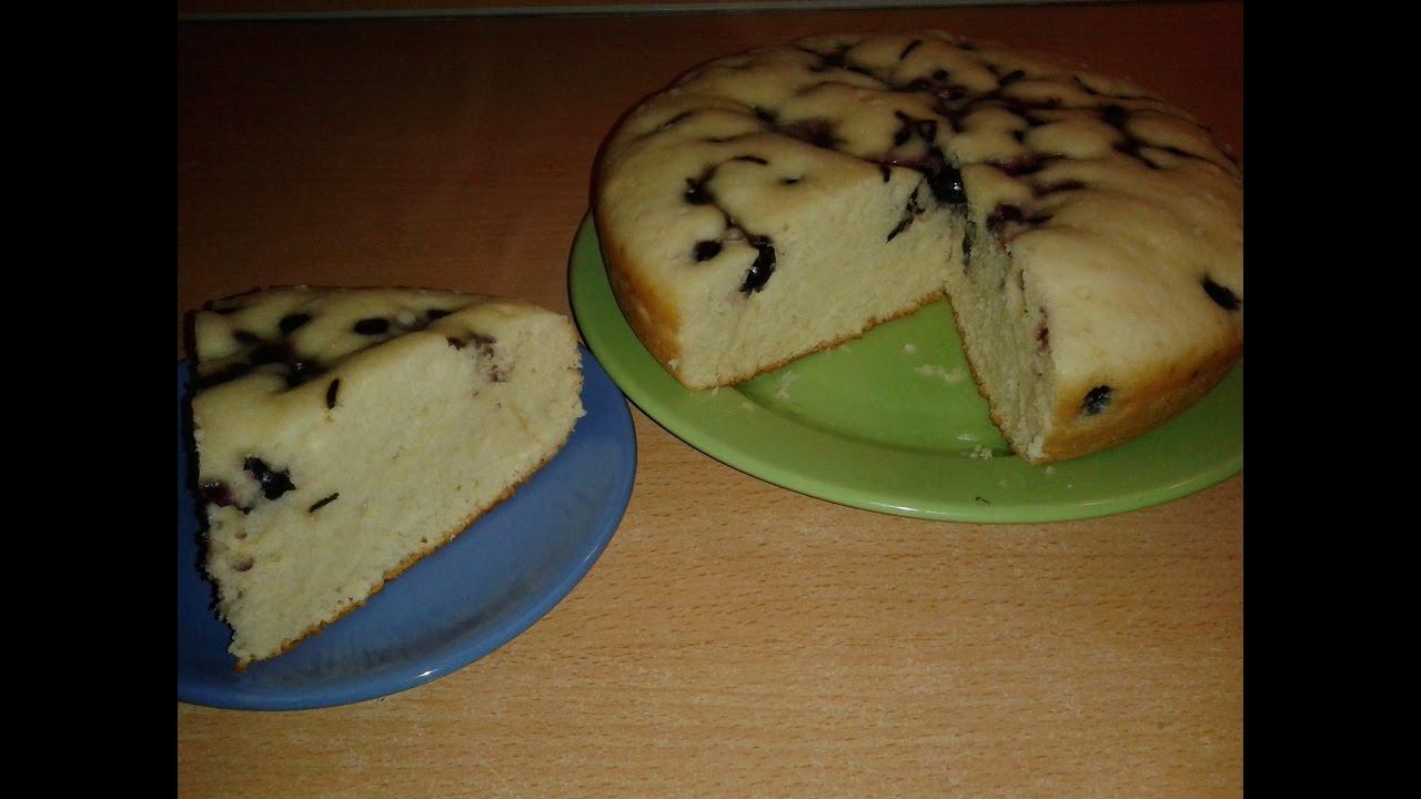 именно простой пирог на ряженке рецепт с фото чем