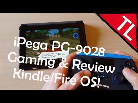 iPega PG 9028 Gamepad: Gaming Kindle/Fire OS!