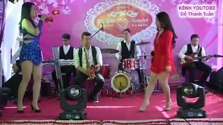Ban Nhạc Girl Xinh Hát Đám Cưới Hay Nhất Vịnh Bắc Bộ 2017