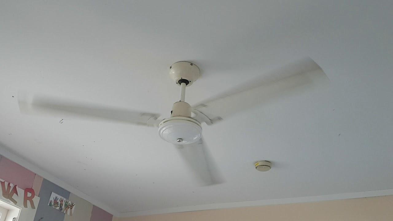 Mistral industrial ceiling fan youtube mistral industrial ceiling fan aloadofball Images