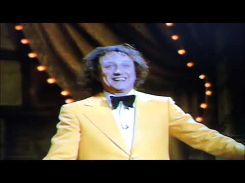 """#Ken #Dodd """"How Tickled i am!"""" #Funny #Comic Good Old Days 29th March 1979"""