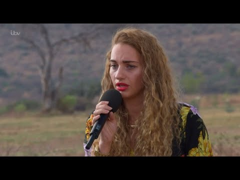 Talia Dean: Airport Worker Delivers A Performance Made Stormzy EMOTIONAL! The X Factor UK 2017