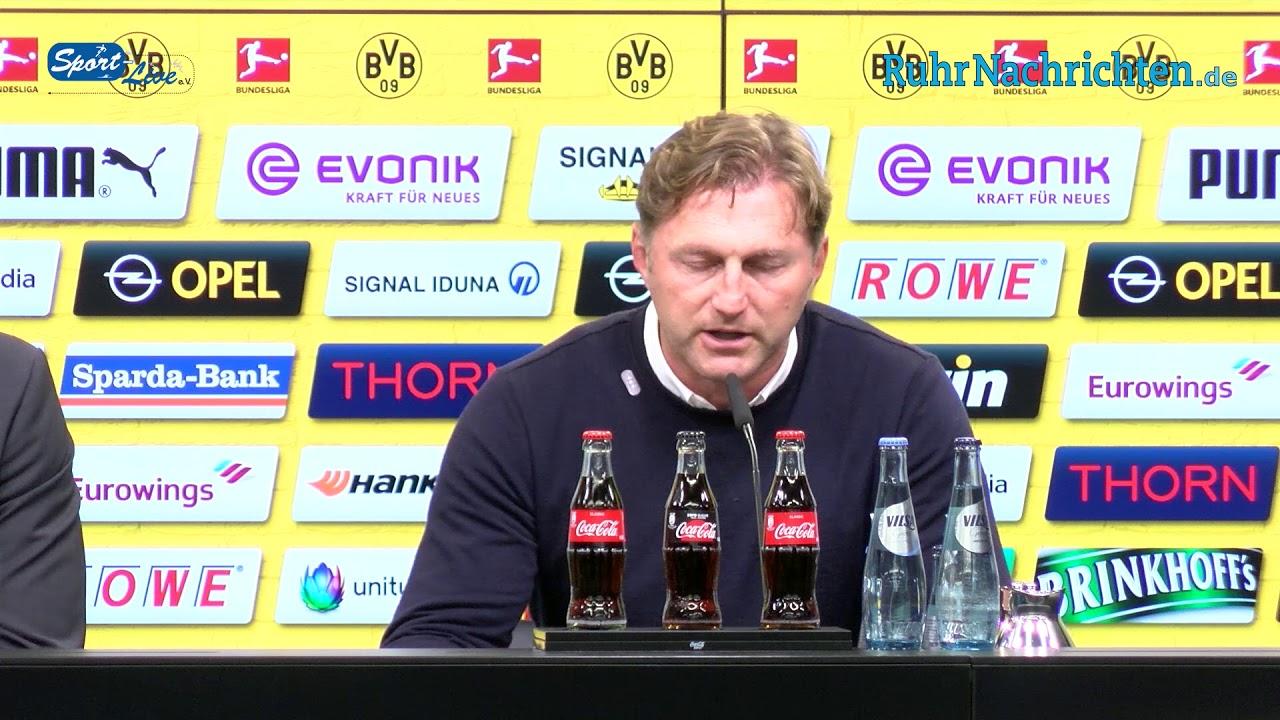 Pressekonferenz BVB vs. Leipzig 2:3 (1:2)