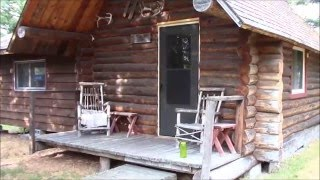 Living North Cabin Tour
