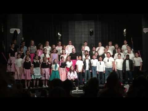 Briarhill Middle School 6th Grade Choir - Rock Around the Clock