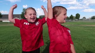 Soccer Twins! Video