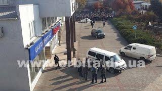 Леонид Байсаров о проникновении в ШУ Покровское вооруженных людей (ВИДЕО)