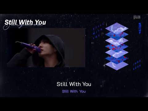 THAISUB︱Still With You  - JK of BTS