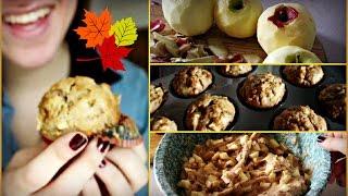 Easy Apple Cinnamon Muffins! | Fall Recipes