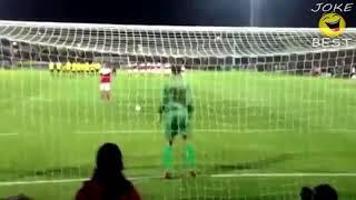 Самые смешные моменты в футболе