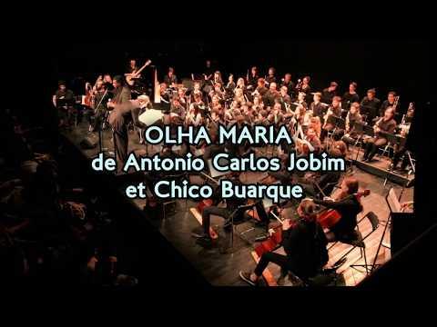 Olha Maria - Symphonique de Bourg la Reine + DEM-EDIM + Nicolas Pelage