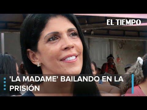 'La Madame' baila en la prisión y genera controversia  | EL TIEMPO
