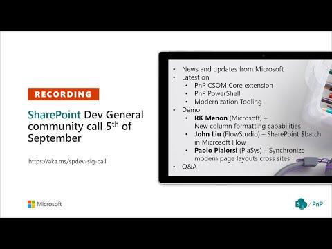 Getting started on using PnP SharePoint Framework reusable
